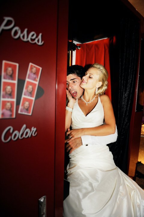 Calgary Weddings Photobooth
